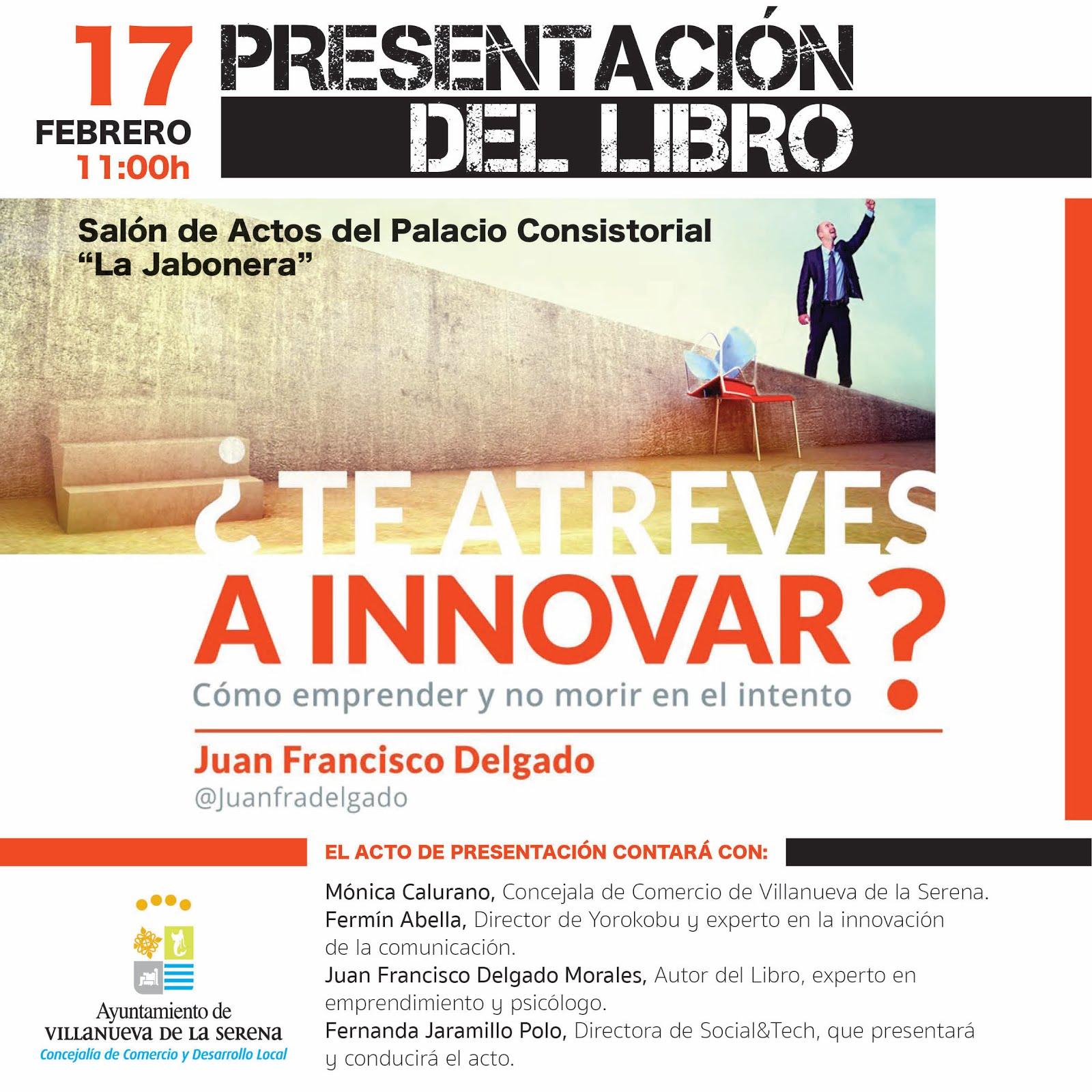 Presentación: ¿Te atreves a innovar?