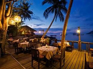 Sensi Paradise, Koh Tao, restaurant