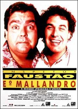 Download - Inspetor Faustão e o Mallandro - DVDRip - AVI - Nacional