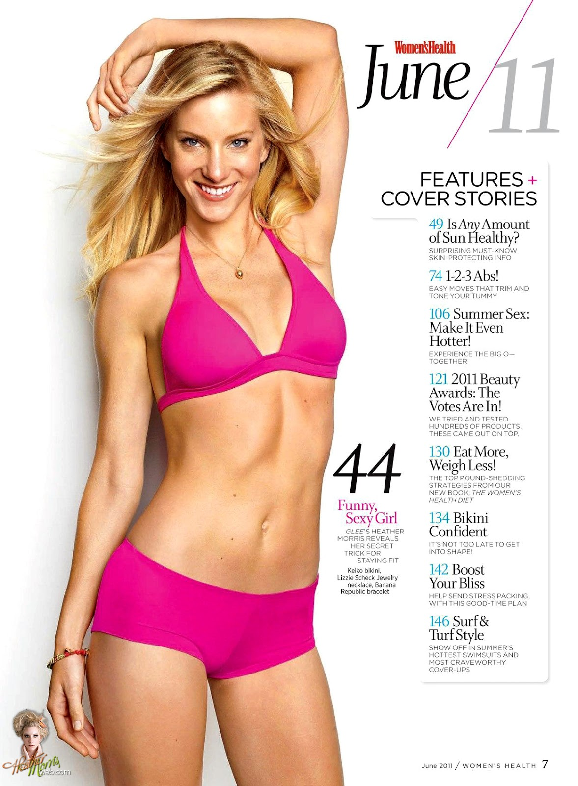 Heather Morris Is Still Hot