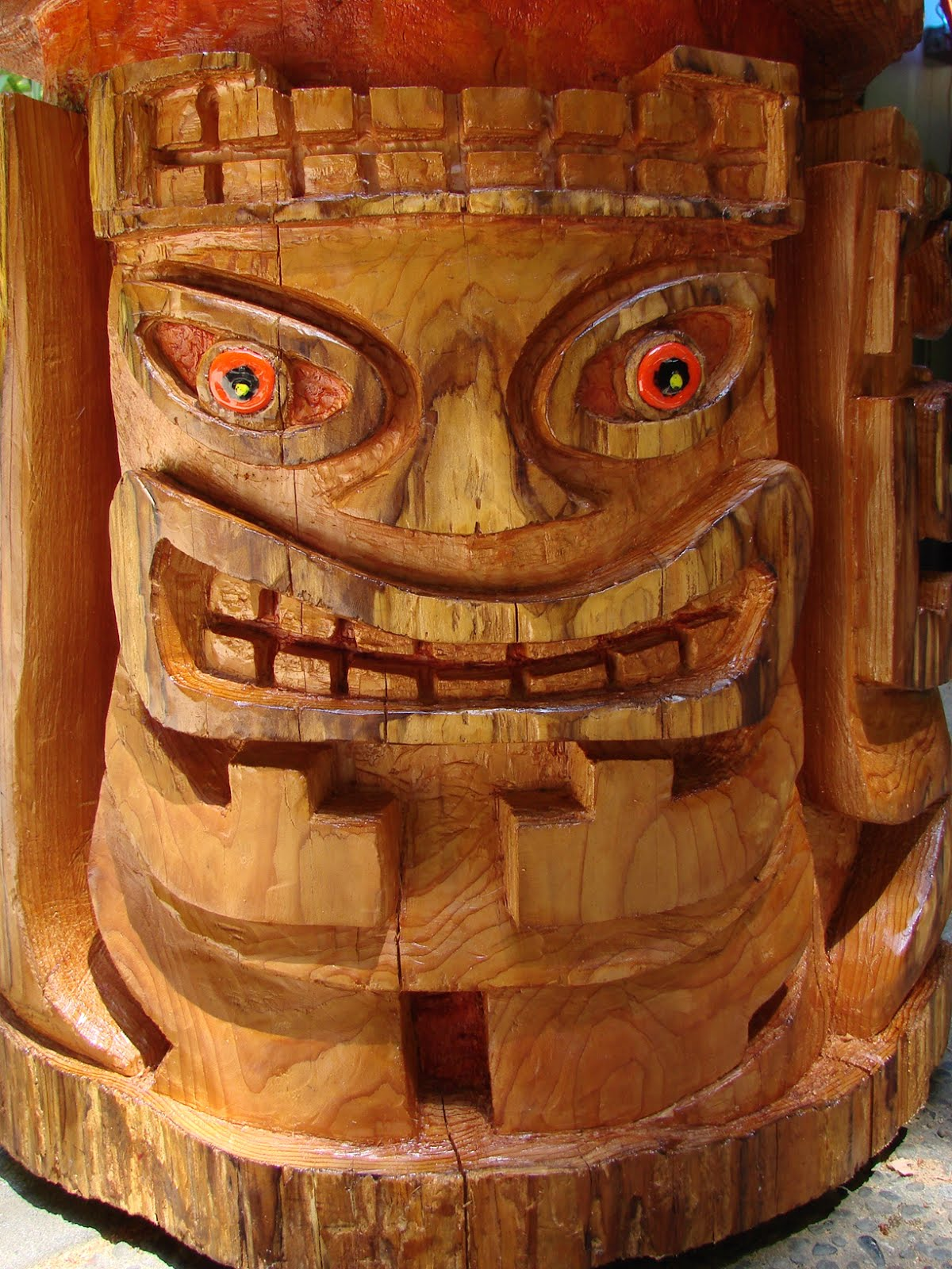 I hope to see some of you at Tiki Kon or the following week in the very local Gresham Artwalk.