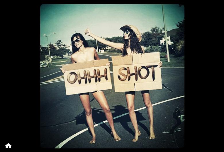OHHH SHOT