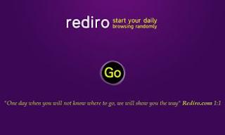 Browse Random with Rediro- No where to Go- Go No Where