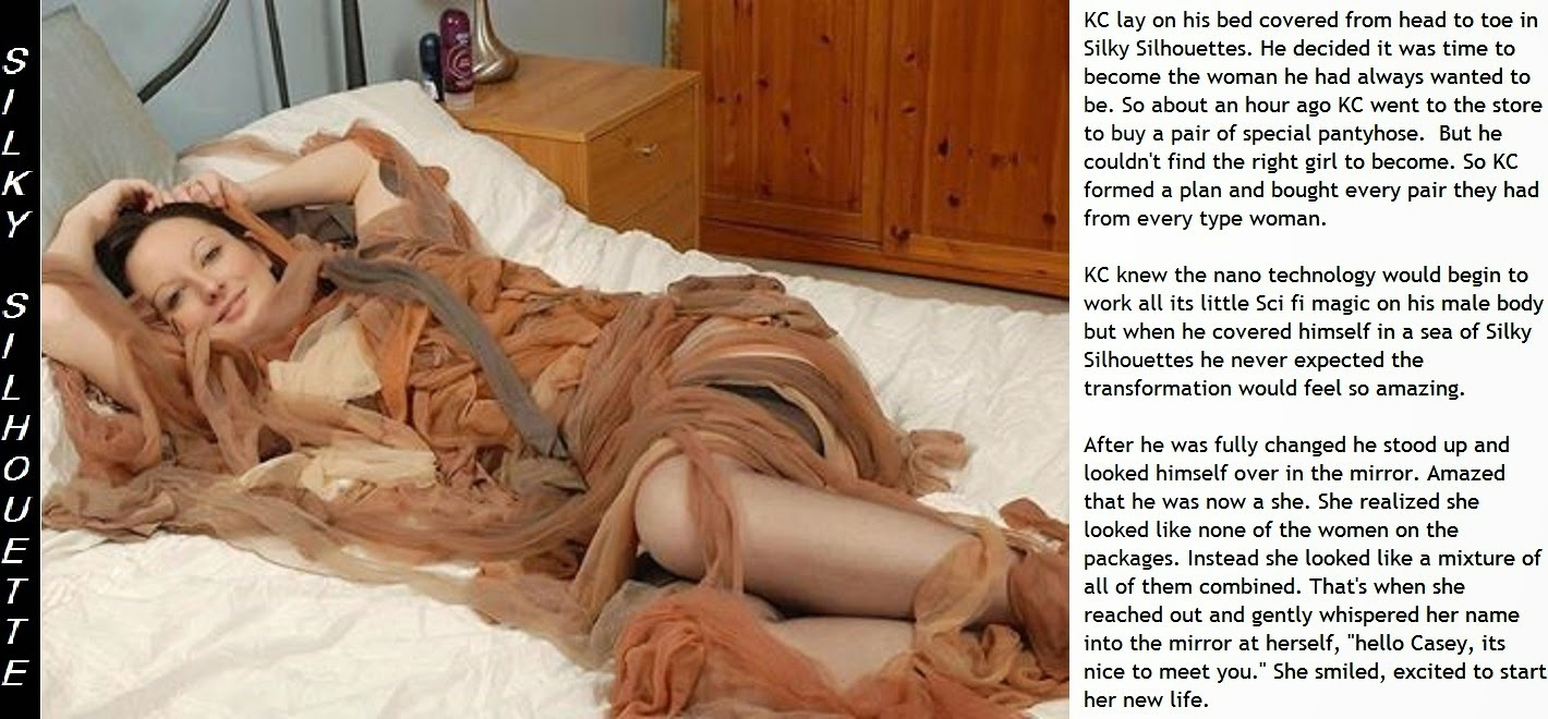 Transformed into pantyhose, nude pics of naomi campbell