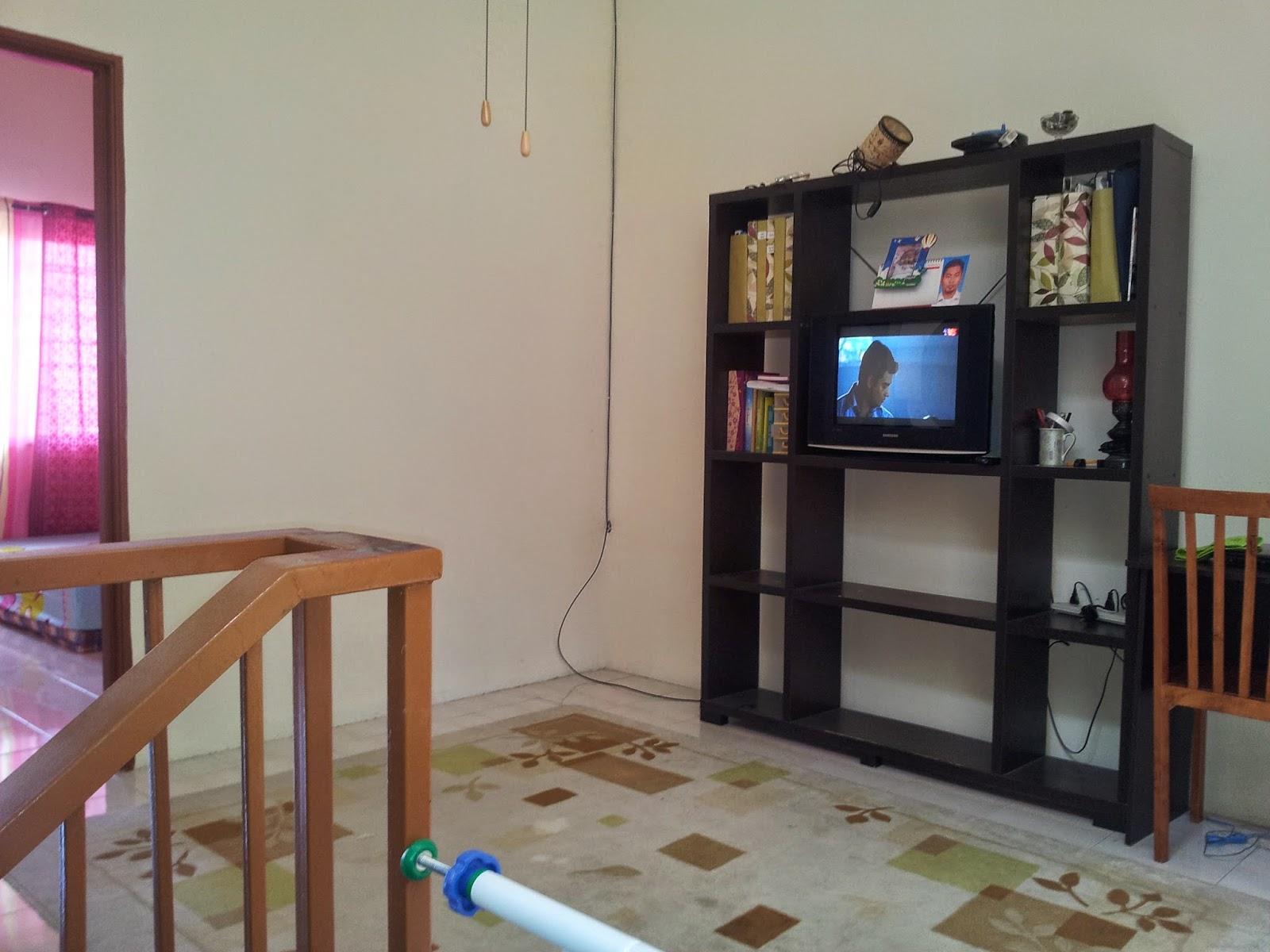 Hidupku Rumahku Terurus Ruang Keluarga