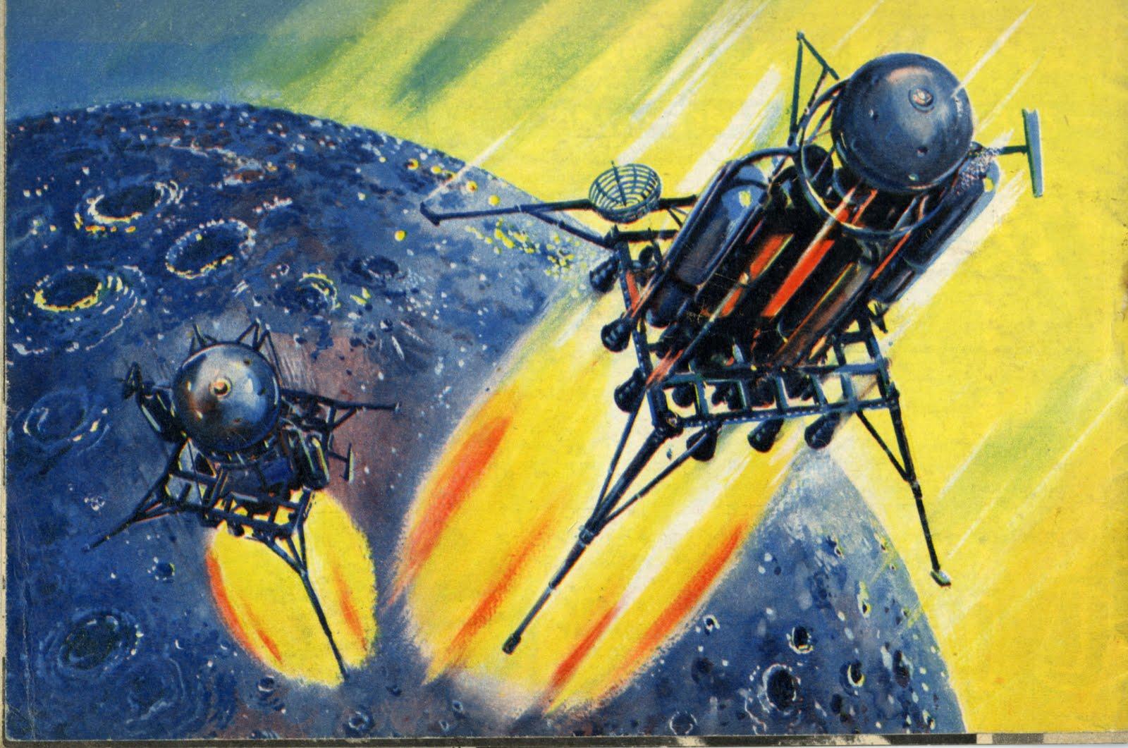 Dreams of Space - Books and Ephemera: Wonders of Space ...