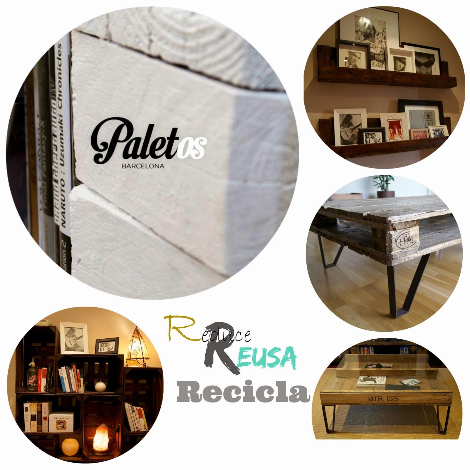 Paletos Algo Mas Que Muebles Naturalidad Y Cari O Para Nuestra  # Muebles Pagina Web