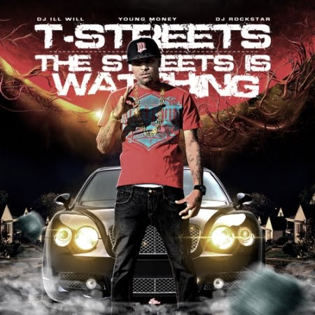 Capa da mixtape Streets Is Watching