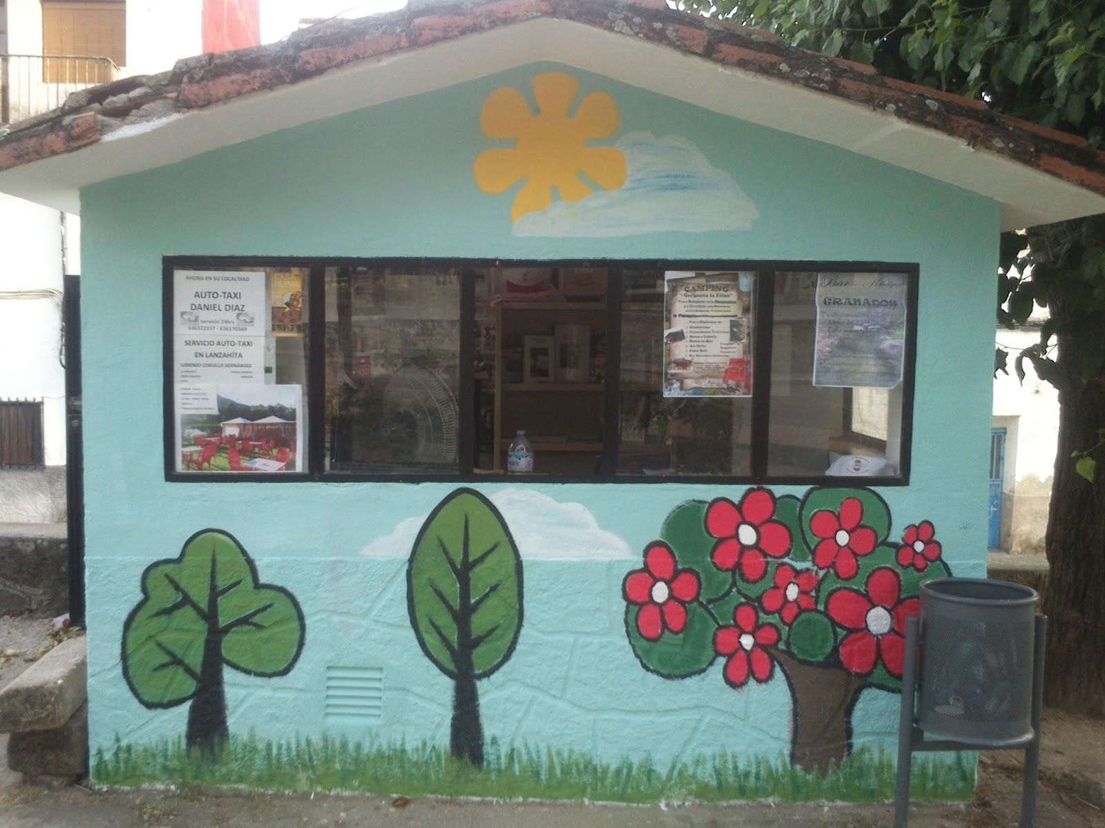 Concejal a de cultura de lanzah ta oficina de informaci n for Oficina de informacion turistica