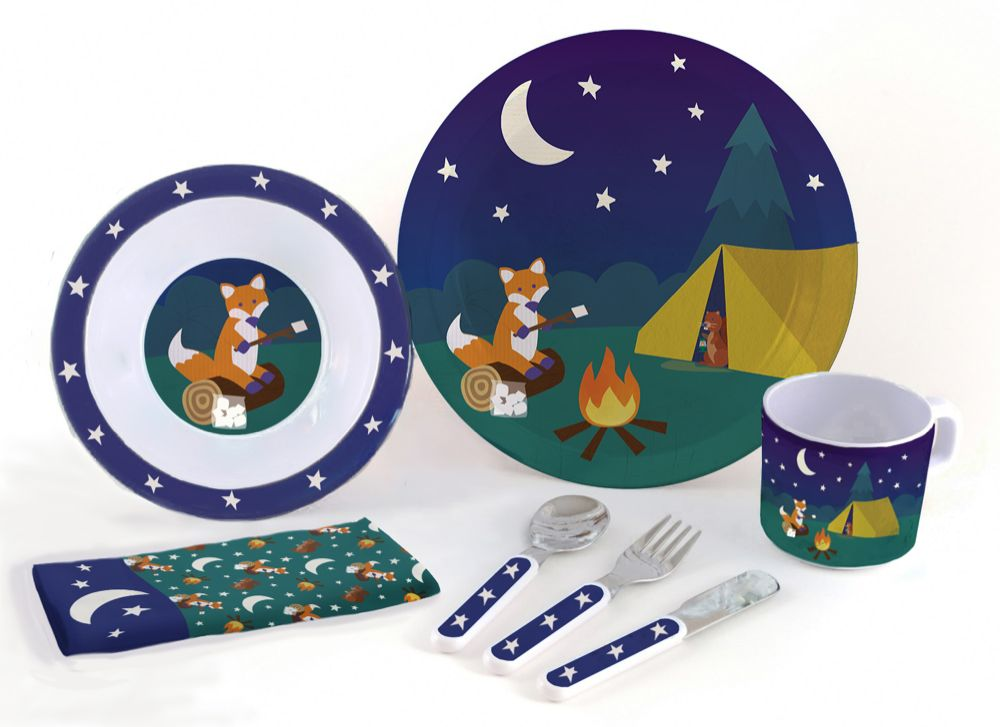 This Collection Is The Summer Set Inspired By My Favorite Memories Of Going Camping I Plan On Having Every Dish Show Fox Doing Something