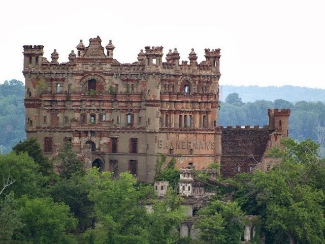 7 Hermosos Castillos Abandonados
