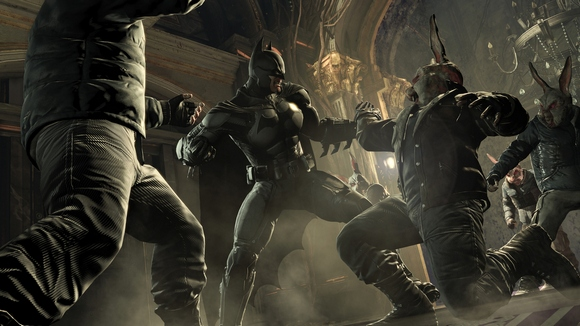 batman arkham origin pc game screenshot 4 Batman: Arkham Origins Repack BlackBox