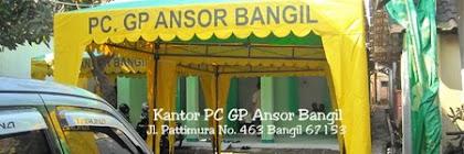 Kantor PC GP Ansor Bangil