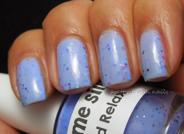 Polish Me Silly Lilac And Relax