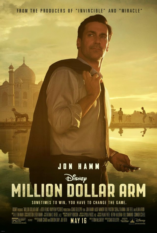 Million Dollar Arm (El chico del millón de dólares) - Solo Full Películas