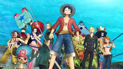 One Piece : Pirate Warriors 3 Screenshot 1