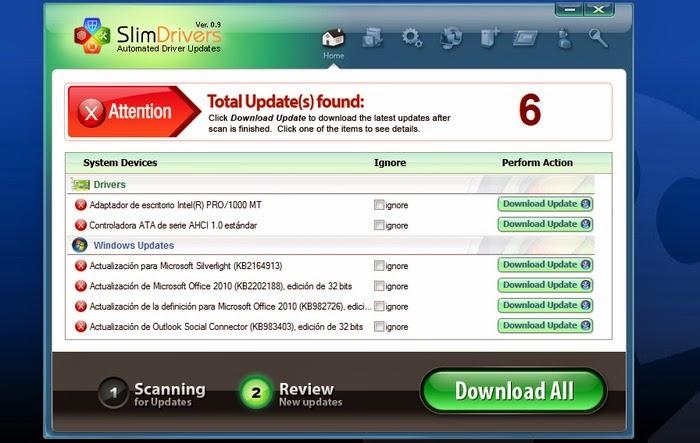 Driver Downloads
