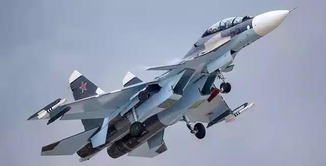 Ρωσική καταιγίδα-αντίποινα για την εκτέλεση των δύο νεομαρτύρων: Eκατοντάδες μαχητές του ISIS νεκροί σε 37 επιδρομές