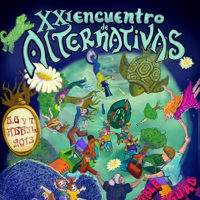 XXI ENCUENTRO DE ALTERNATIVAS SEVILLA 2013