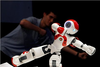 Gambar Robot Tai Chi