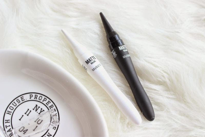 The Body Shop Matte Kajal Eye Liners
