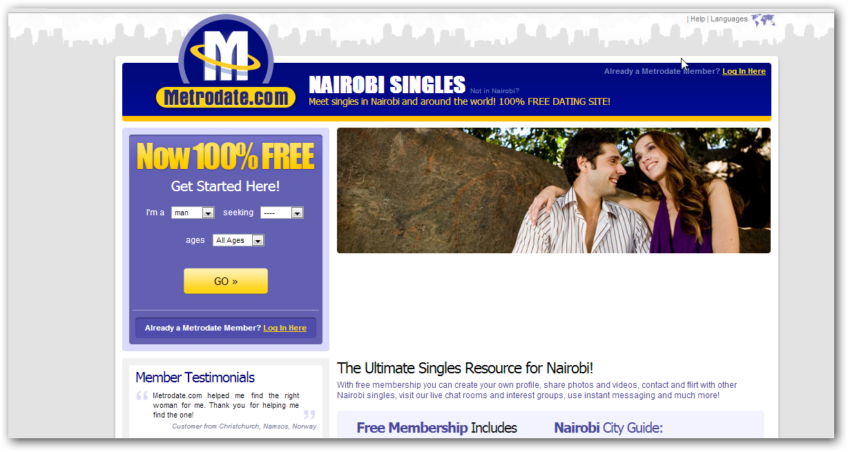 new dating site in usa 2014