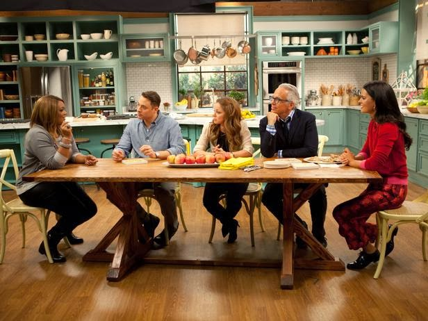 The Kitchen Food Network Cast food network gossip: food network's 'the kitchen' renewed for 2nd