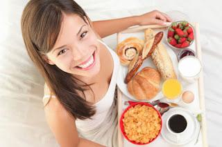Desayuna y quema calorias