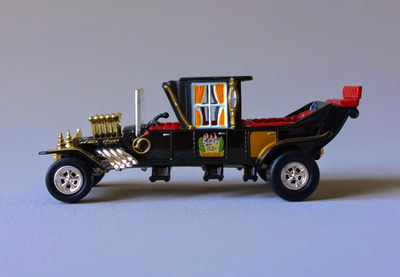 Sixty Four Ever Diecast: The Munster Koach by Johnny Lightning