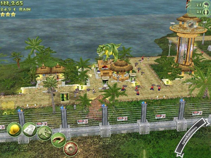 Jurassic Park Operation Genesis Free ... - Apun Ka Games