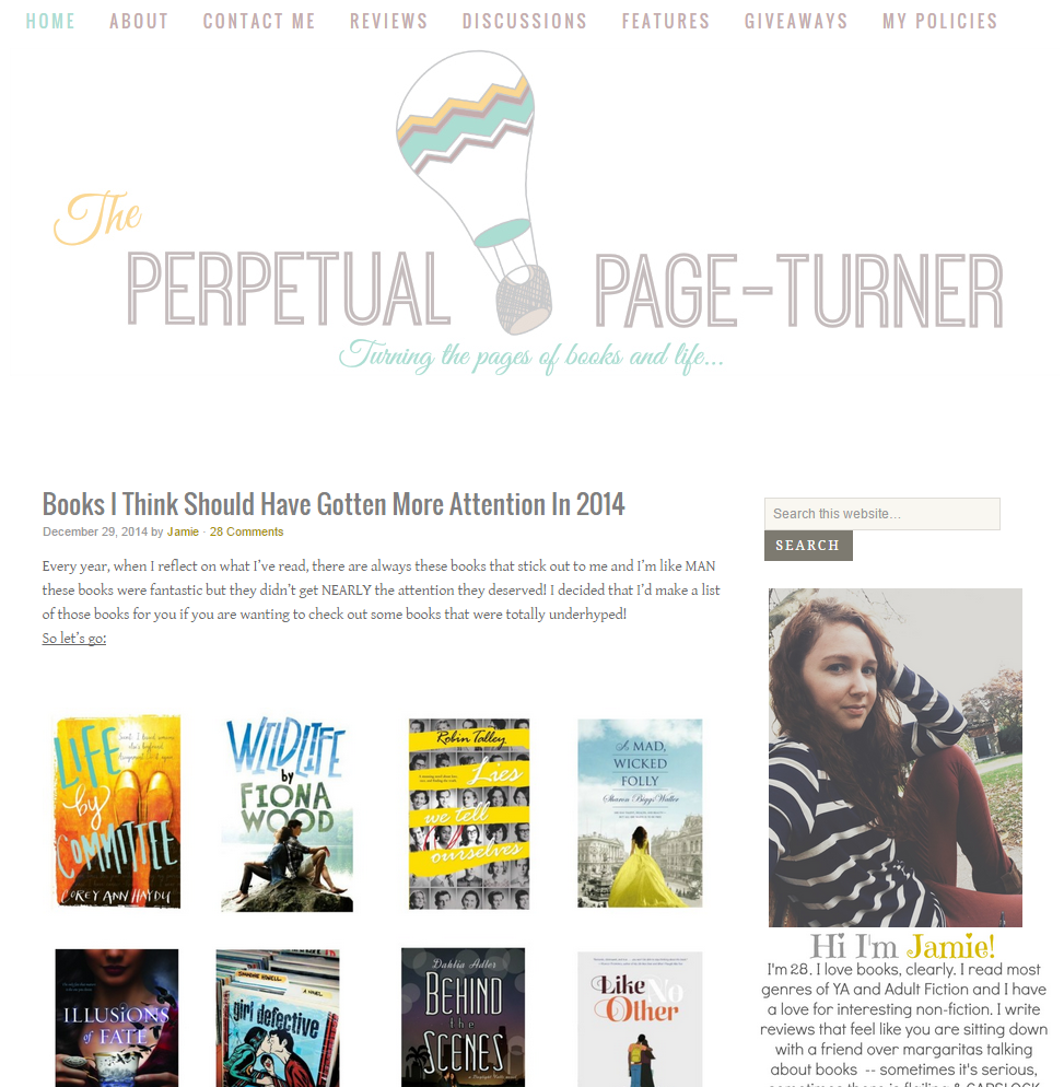 The Perpetual Page-Turner