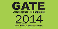 GATE 2014 Exam Notification