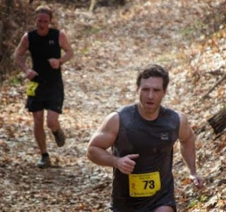 Aaron Fanetti at Pere Marquette Trail Run