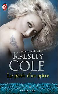 les ombres de la nuit le plaisir d'un prince kresley cole