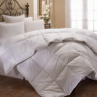 Enter the PrimaLoft Luxury Down Alternative Comforter giveaway. Ends 12/6.