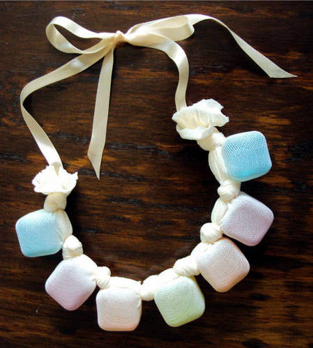 how to make a cooling necklace