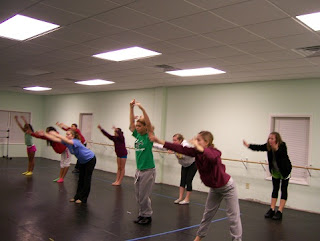 dance classes 8th graders charlotte
