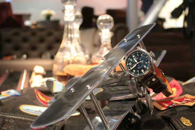 IWC Big Pilot's Watch Petit Prince