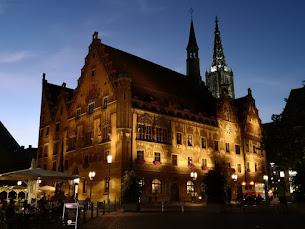 La fiabesca cittadina di Ulm