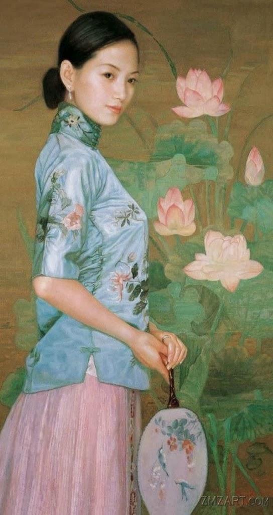 cuadros-chinos-pintados-al-oleo