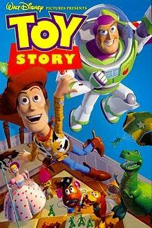 Jalan Cerita Film Toy Story
