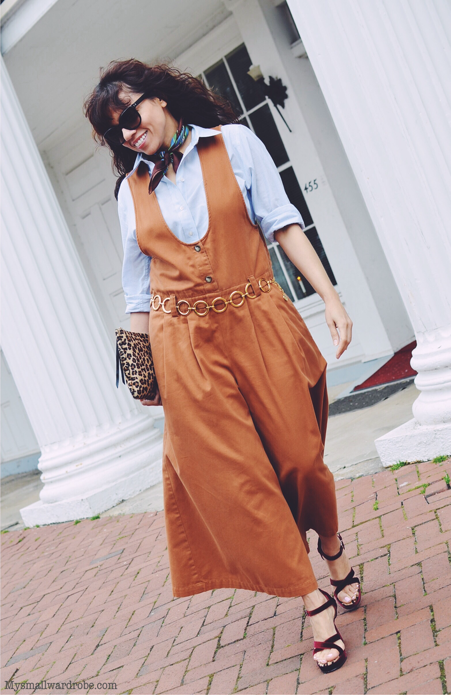 How to wear jumpsuit culottes