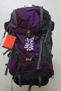 Travel Bag - JACKWOLSKIN 65