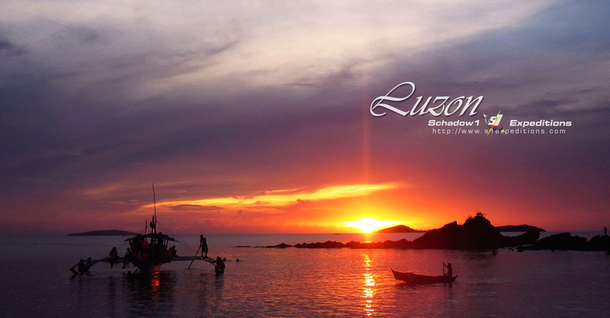 Calaguas Sunset - Schadow1 Expeditions