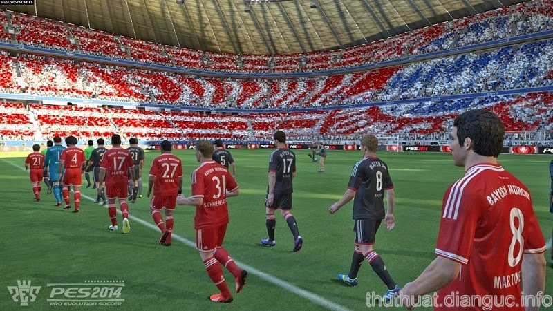 Download Game PES 2014 Full Crack
