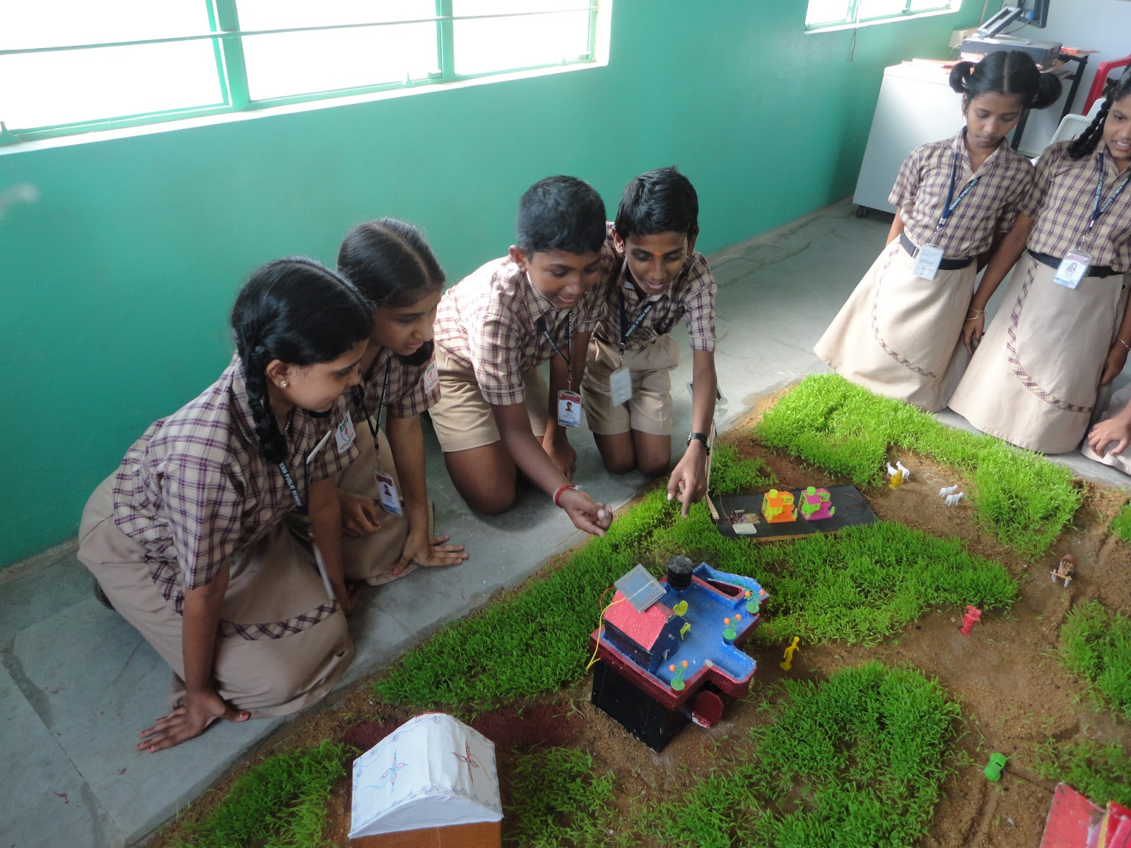 School Projects on Solar Energy Solar Energy Project Done by
