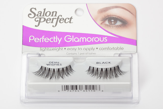 Salon+Perfect+Lashes +Demi+Wispies+ SavvySpice+blog+makeup+tutorial