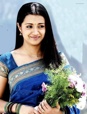 Tamil Actress Trisha