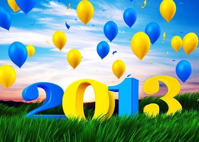 Beautiful Happy New Year 2013 Wallpaper For You