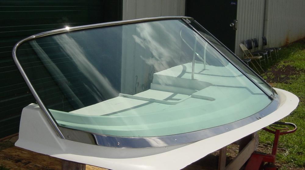 Desman Glass: Marine Glass